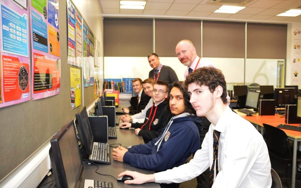 Durham Johnston Tech Students getting New Insights from ...