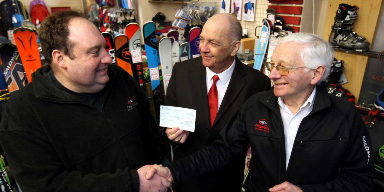 SUNDERLAND SHOPS SUPPORT AUTISM CHARITY