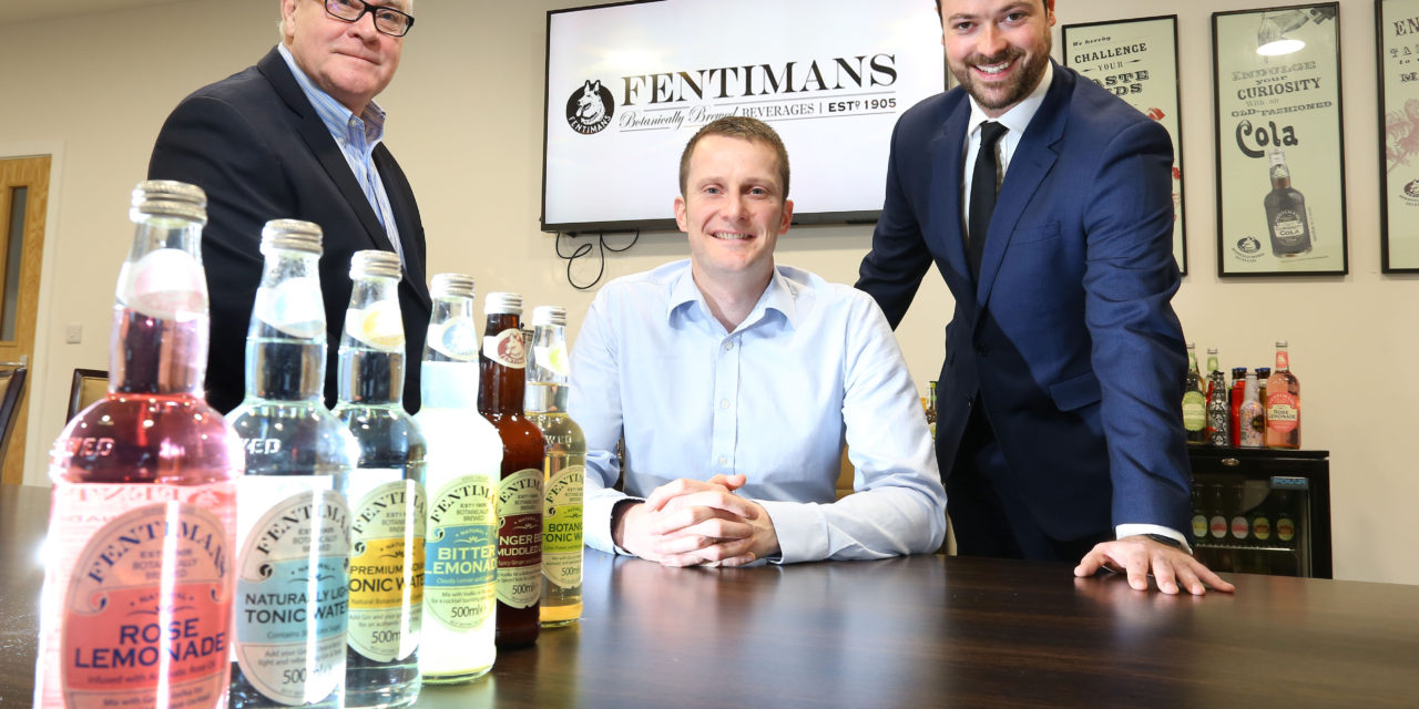Recruitment drive at drinks firm with a thirst for growth