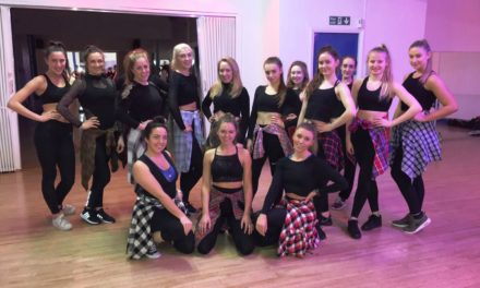 Bravo for fundraising efforts of Encore dance group