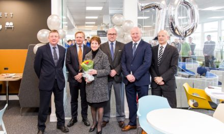 Godfrey Syrett celebrates 70 years of manufacturing in the North East
