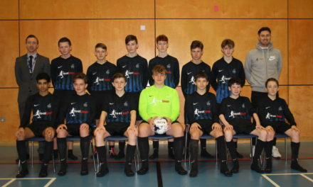 Academy Celebrates Footballing Talent at National Level