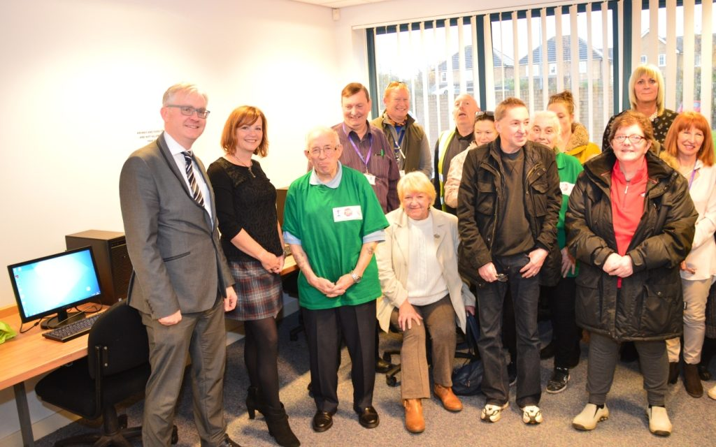 New IT Investment Supporting Justice Prince Drive to Help More People into Work