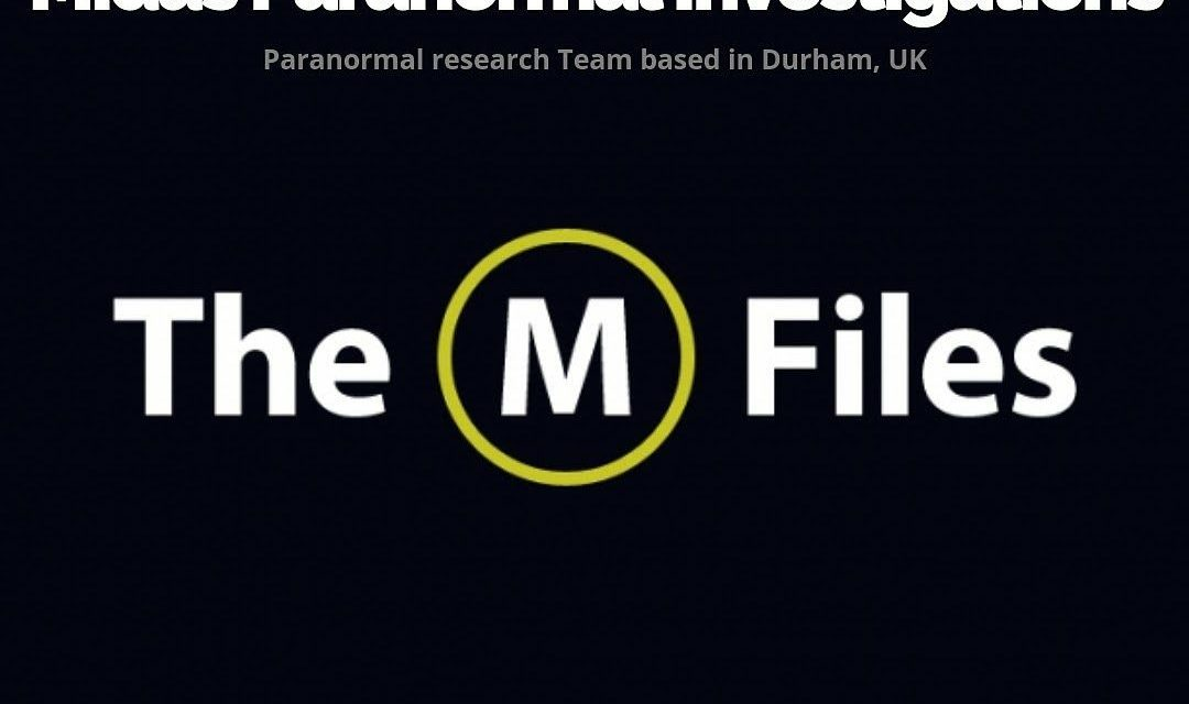 Ghost Activity as Salon Owner Calls in The M Files Team…AGAIN