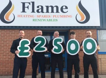 South Shields firm raises £2,500 for charity