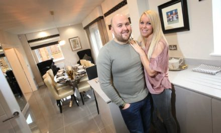 New Home Sparks Proposal for Sunderland Couple
