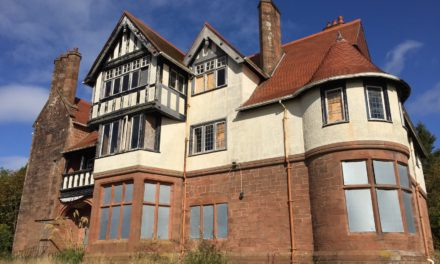 North East developer to restore Scottish mansion
