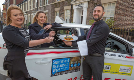 Taxi firm backs Sunderland Restaurant Week