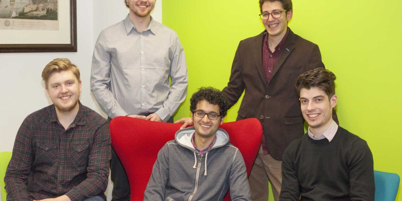 Scott Logic launches its 2017 graduate programme with five new starters
