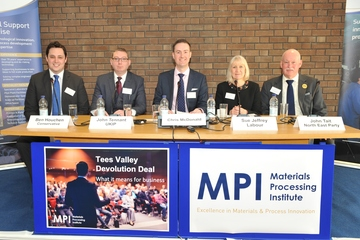 Tees Valley Mayor candidates put through their paces by region's business community at Question Time-style event