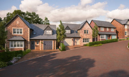 Story Homes has plans approved for 70 new homes in Throckley
