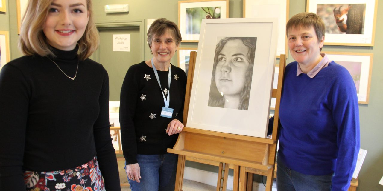 Arts wins national recognition for her work