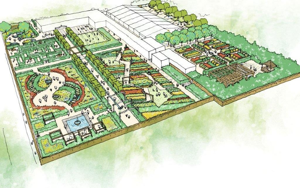 Your chance to view the exciting plans for Kirkleatham Estate