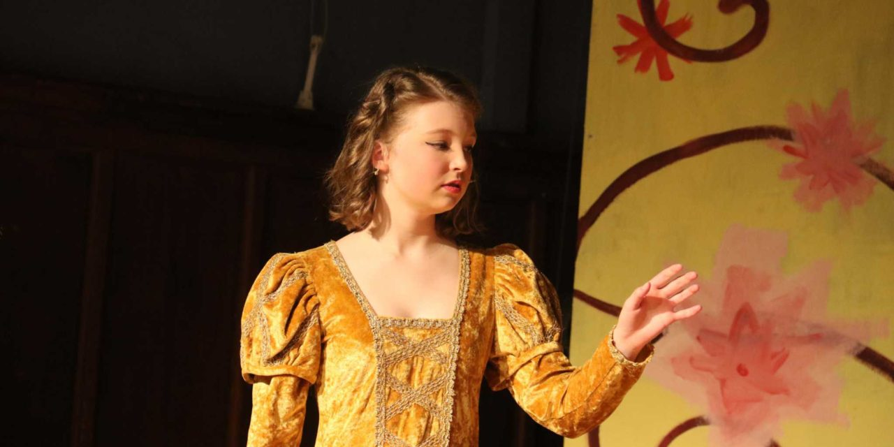 Students tackle Shakespearean classic