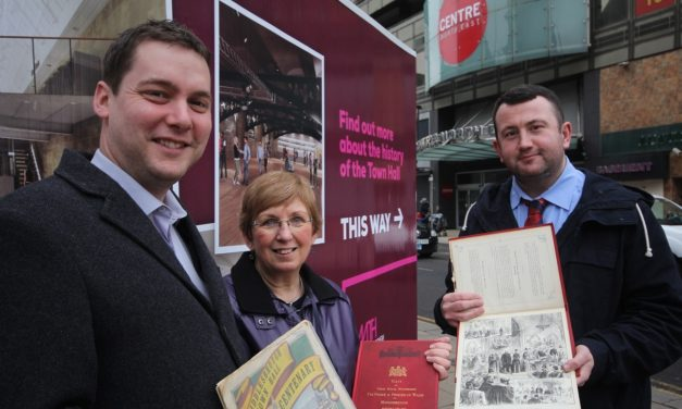 Town history unveiled in Middlesbrough