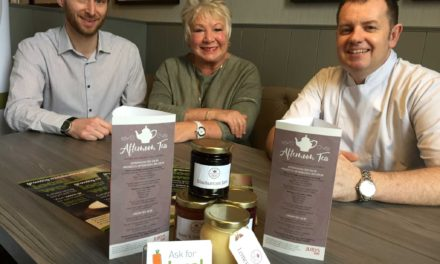 Hotel Giant backs a Teesside Town's Local Food Campaign
