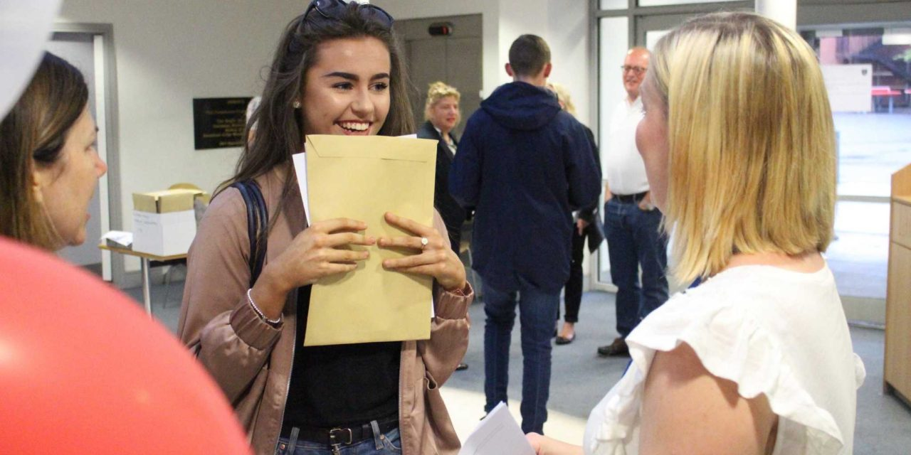 Kings Priory School is top of the class for GCSE performance