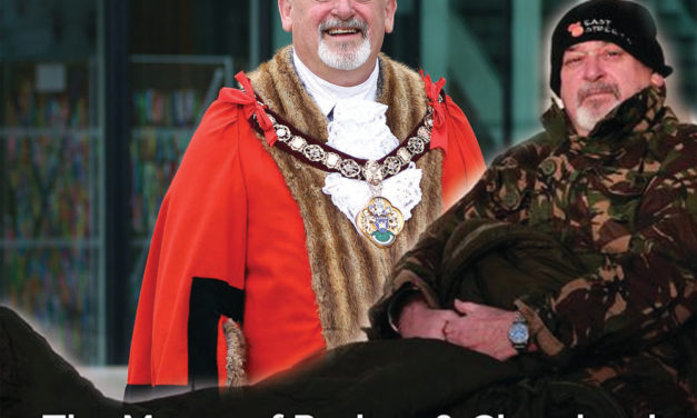 Mayor of Redcar and Cleveland Record Single for Charity