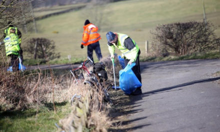 Join Big Spring Clean on Coast to Coast route