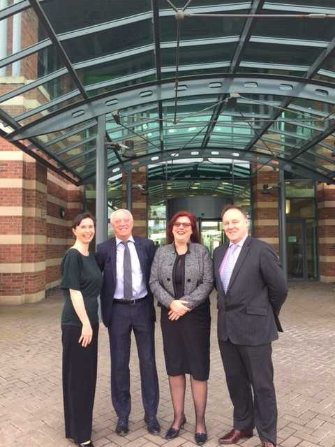 Three of the best: Baldwins appoints trio of directors at Wynyard office