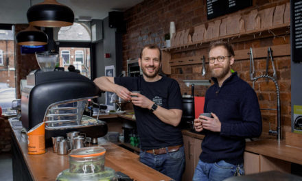 Middlesbrough-based coffee shop shows its support for African coffee farmers