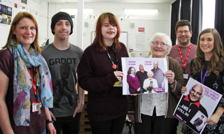 Photography Students Help to Bridge the Generation Gap with Campaign to Tackle Loneliness in Middlesbrough