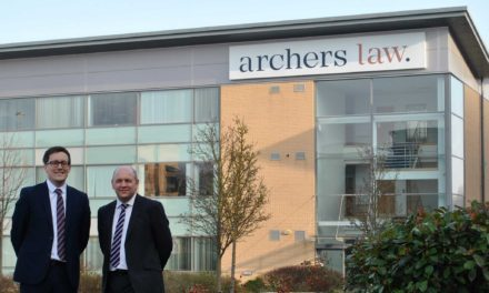 Leading Teesside based law firm has experienced its most rapid growth in 10 years