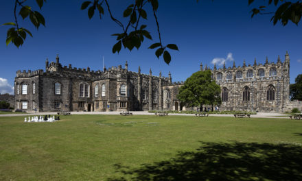 Sneak Peek behind the Scenes at Auckland Castle Trust
