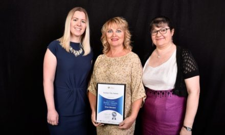 Housing group colleagues win workplace health awards