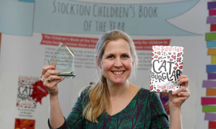 Top Award Announced at Stockton Children's Book of the Year Ceremony