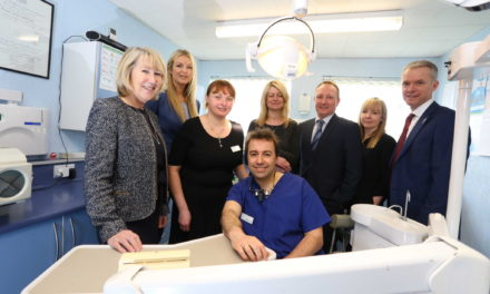 Young Dentist Graham Heads back to his Roots to Acquire Broadway Dental Practice