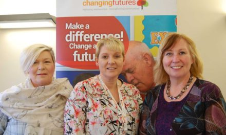 Changing Futures North East appoints new team to take on life-changing programme