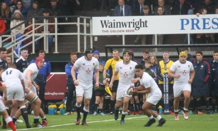 Durham School pupil earns first cap for England