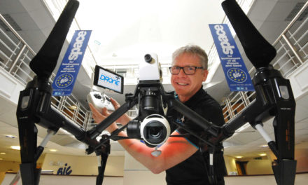 Business takes entrepreneur to new heights