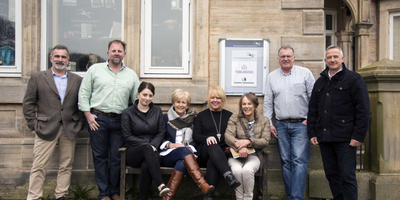 A new lease of life for Rothbury's Coquetdale Centre and TiC
