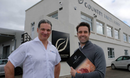 Odyssey 'caters' to Country Valley Foods' site move