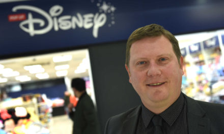 Disney's Magic to Stay on at Cleveland Centre