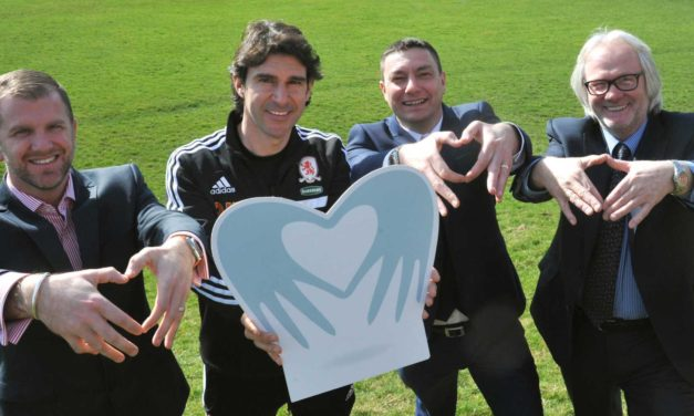 Tees Businesses' £20K Boost For Charities and Schools