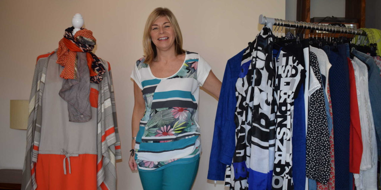 Morpeth Business Woman's Success is the Heigh of Fashion