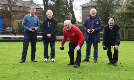 Darlington bowled over by £64,500 sports grant