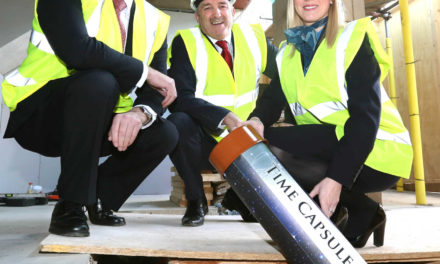 Darlington Memories Captured In New Building Society Branch Time Capsule
