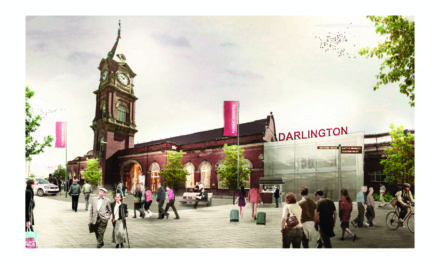 DARLINGTON 2025: A MODERN RAIL HUB FOR A MODERN ECONOMY