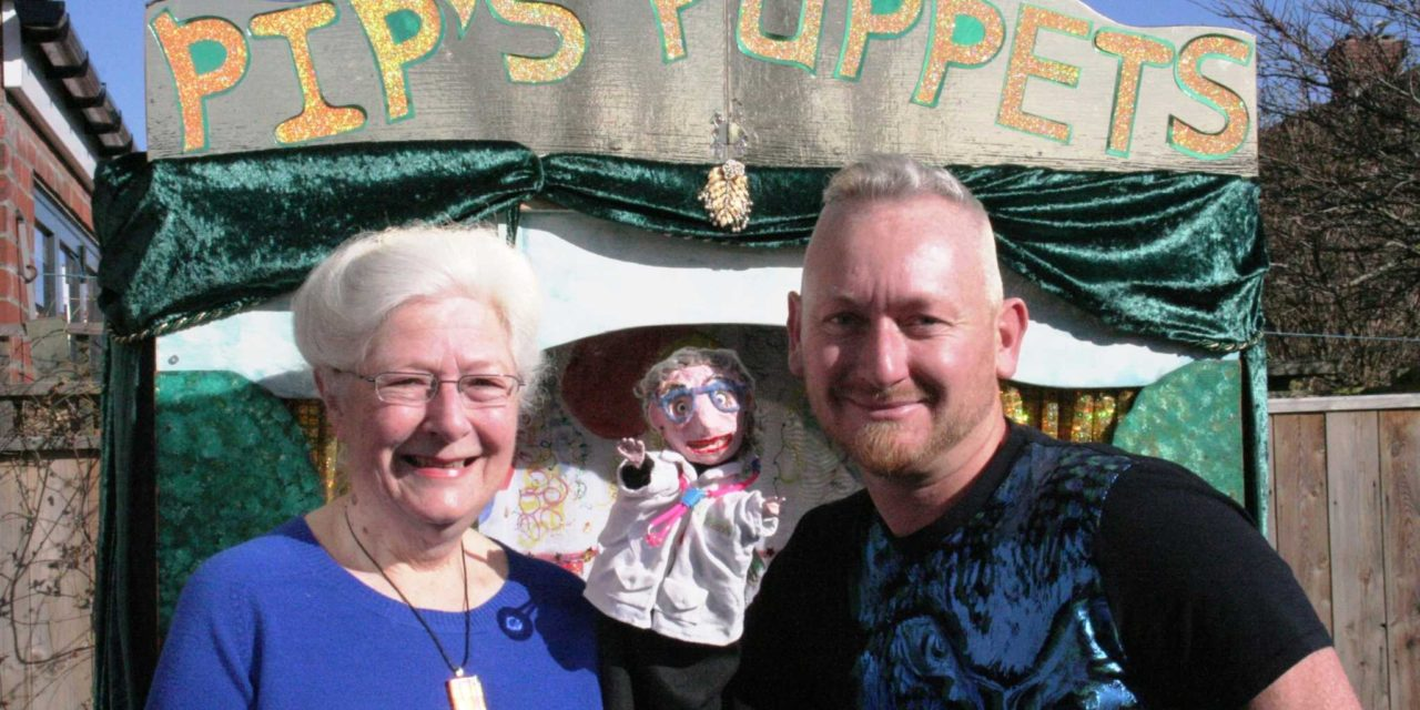 Mothering Sunday Marks a Special Business Relationship for Mother & Son
