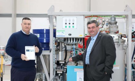 New Website brings in £50,000+ and Created Apprentice Opportunity at Teesside Manufacturer