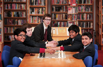 Further success for Yarm School chess
