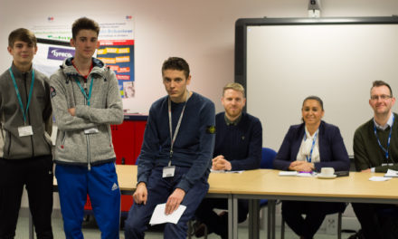 Dragons slayed by Middlesbrough College's young entrepreneurs