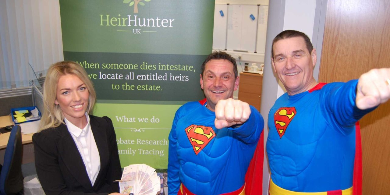 HeirHunters turned Charity Hunters