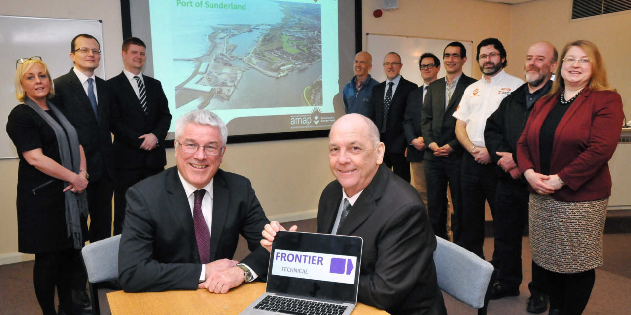 New frontier for offshore sector