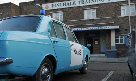 Finchale Bids Farewell to BBC's Inspector George Gently