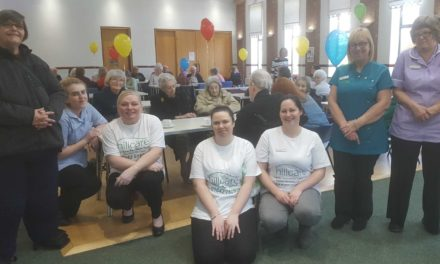 Hundreds raised for elderly in Teesside fundraiser
